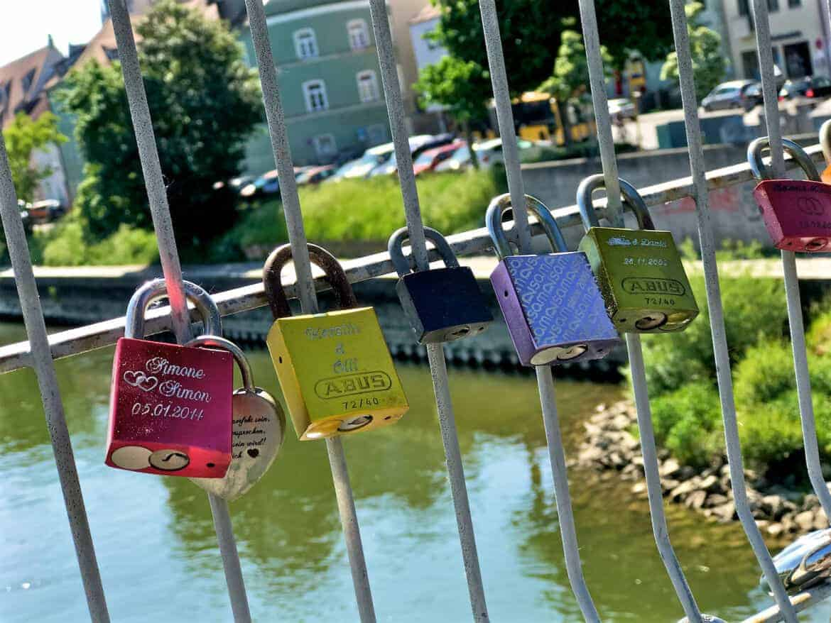 love lock locations