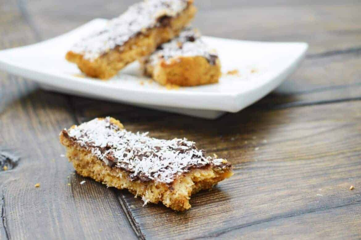 Pumpkin Coconut Bars Recipe