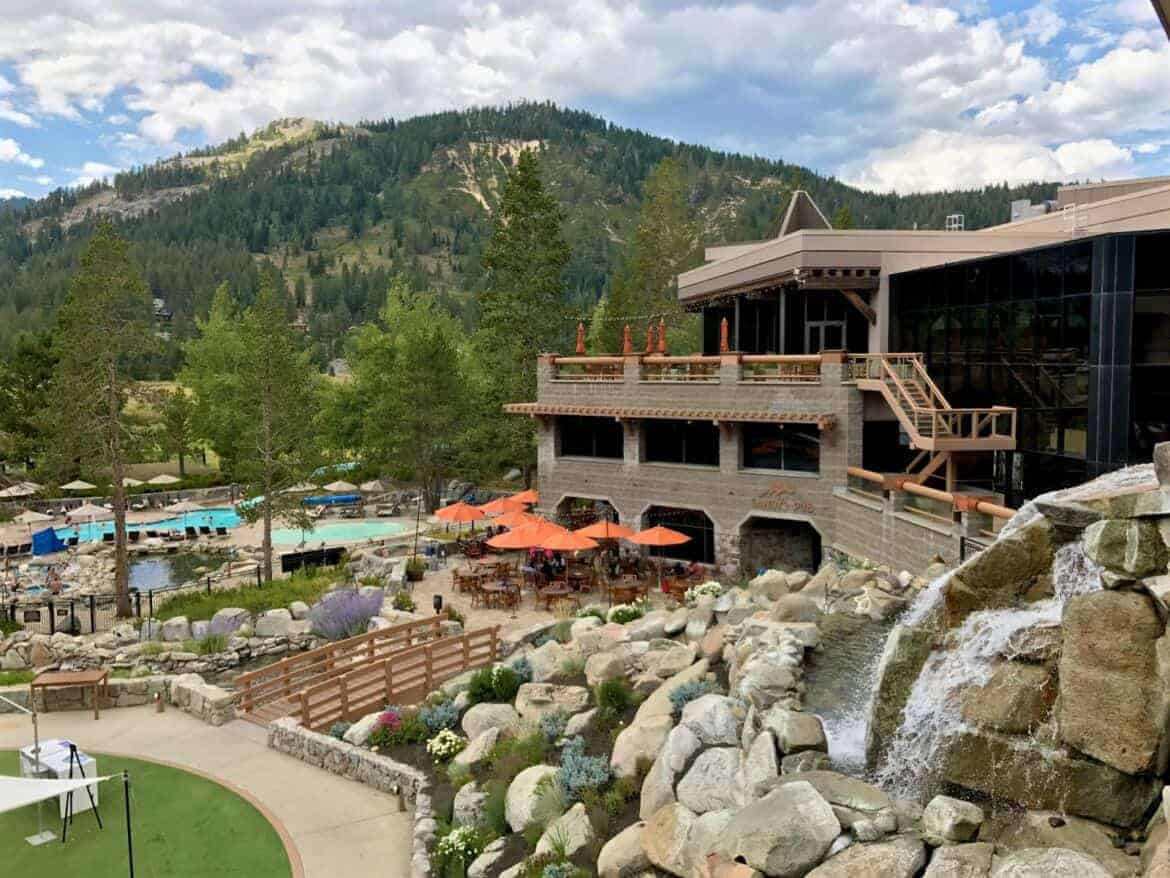 eco friendly take tahoe resort