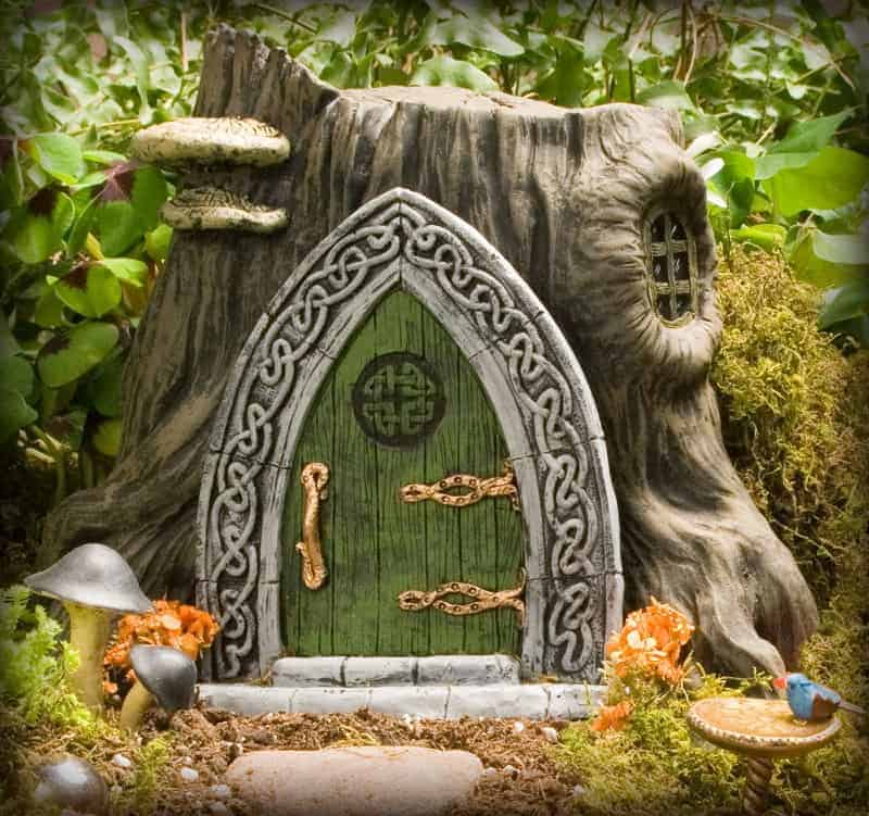 celtic 1 1 - DIY Fairy House Inspiration Plus Everything You Need To Make Your Own