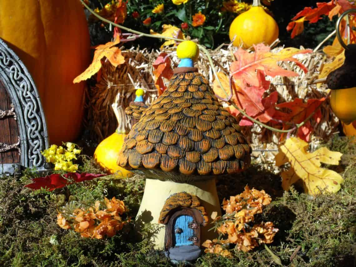 fairy cottage  1140x855 - DIY Fairy House Inspiration Plus Everything You Need To Make Your Own