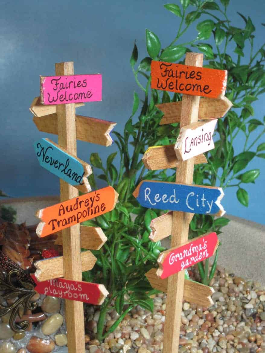 Diy Fairy House Inspiration Plus Everything You Need To
