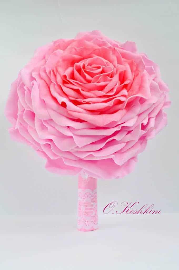 glamelia 5  - 20 Stunningly Gorgeous Glamelia Bridal Bouquets