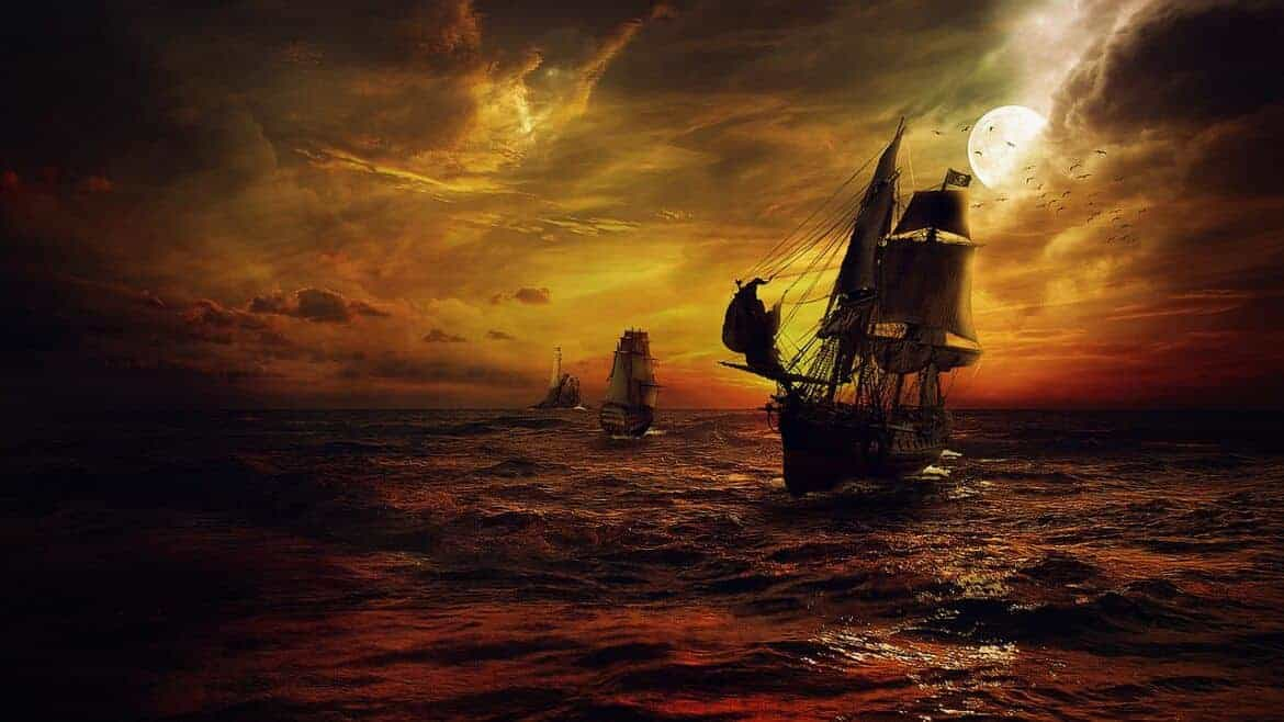pirate ship - The Ultimate Guide on How to Talk Like a Pirate