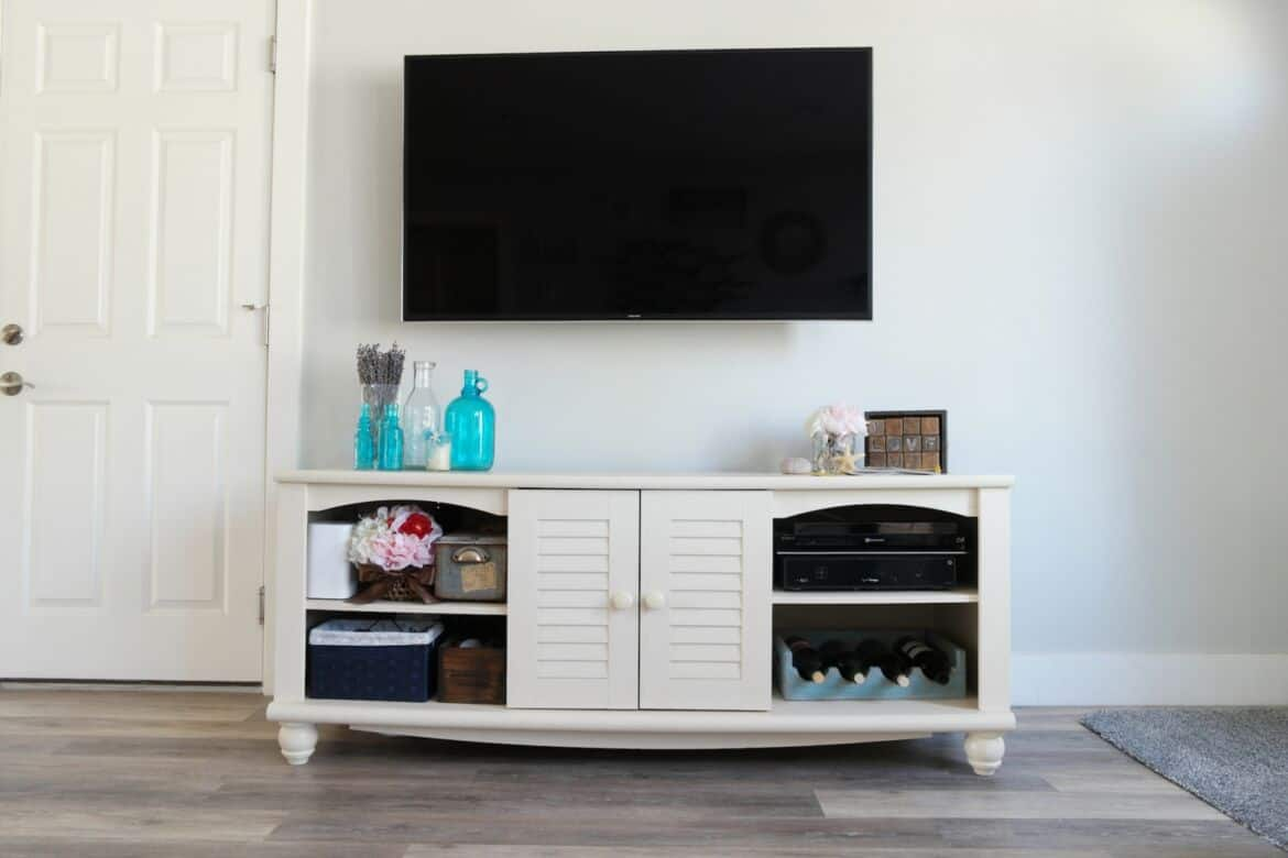 How To Easily Hide Those Ugly Tv Cable Wires