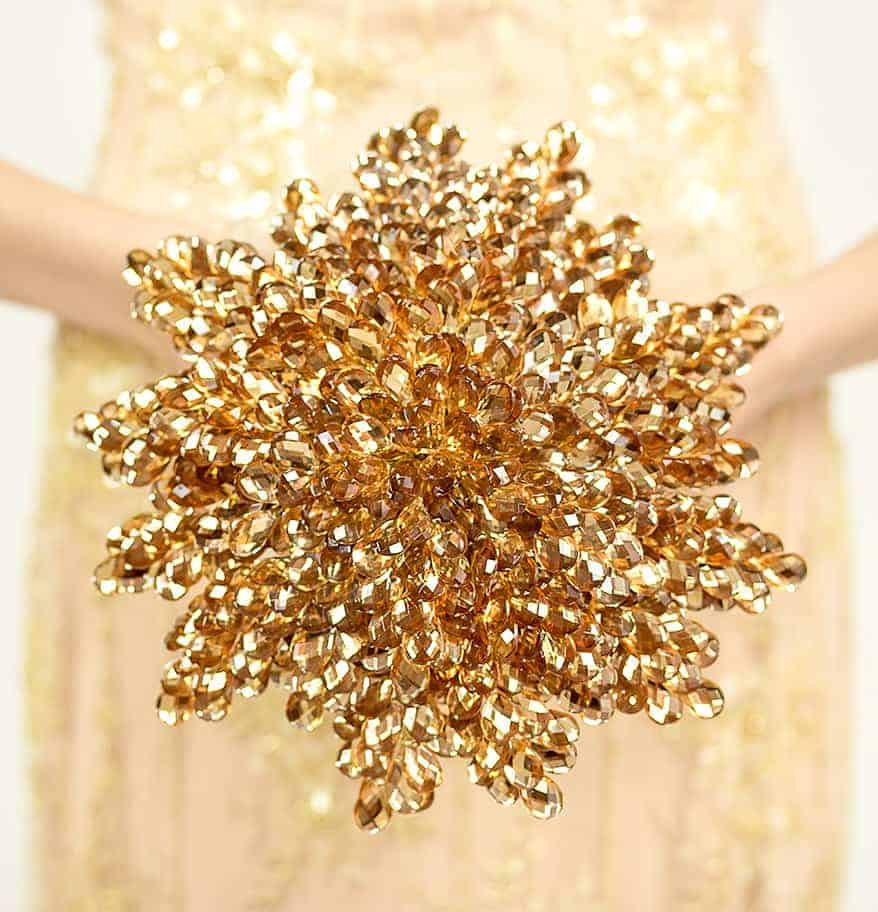 glamelia 9  - 20 Stunningly Gorgeous Glamelia Bridal Bouquets