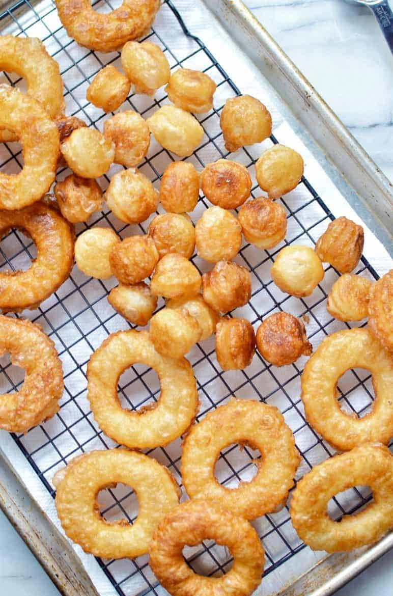 maple glazed donuts recipe 3