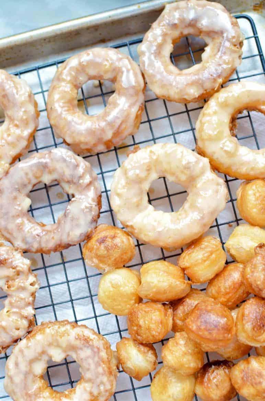 maple glazed donuts recipe 5