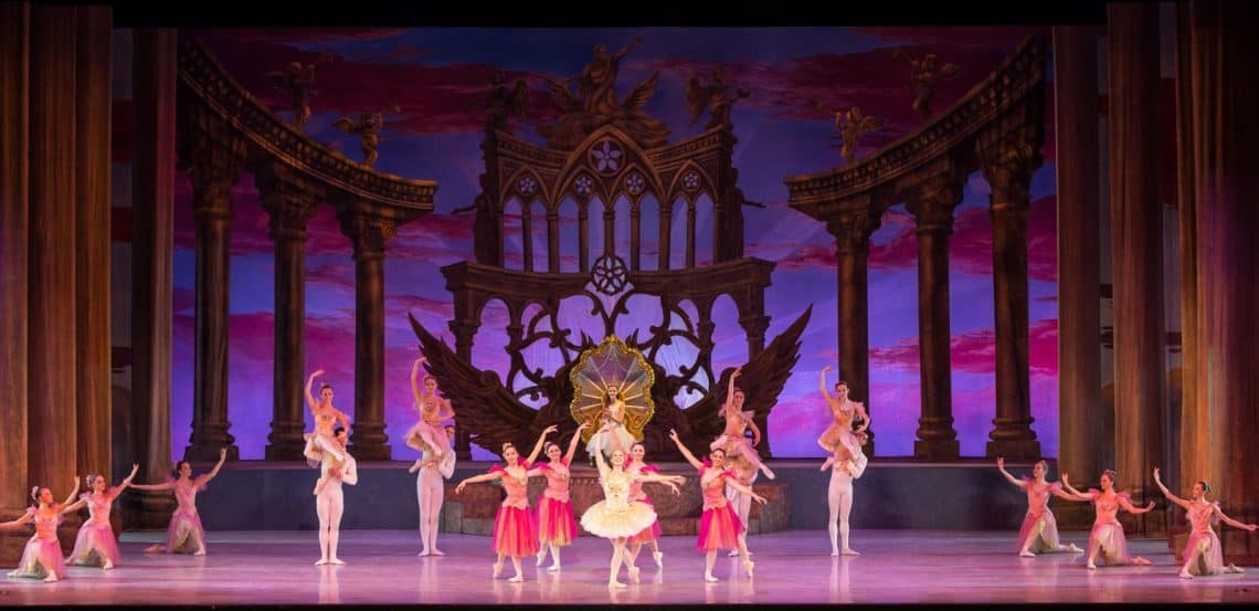 long beach nutcracker ballet