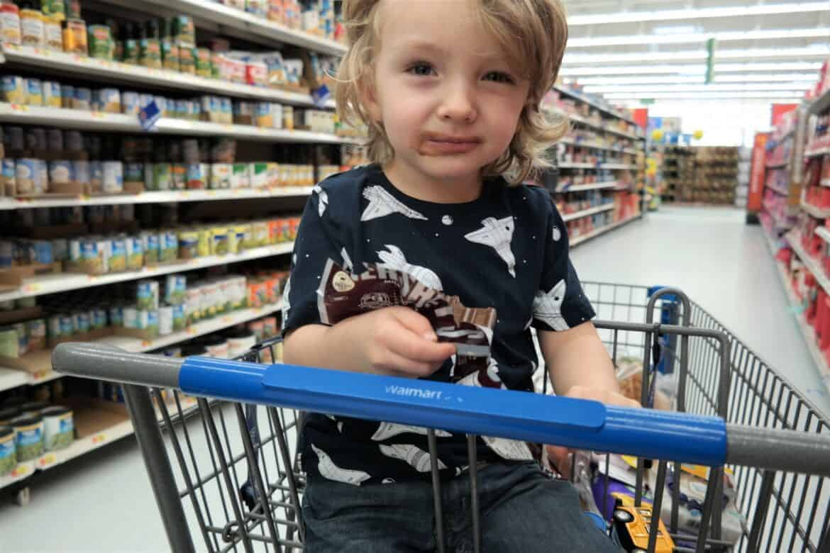 SAM 1666 - Stop Being the Embarrassed Mom at the Grocery Store