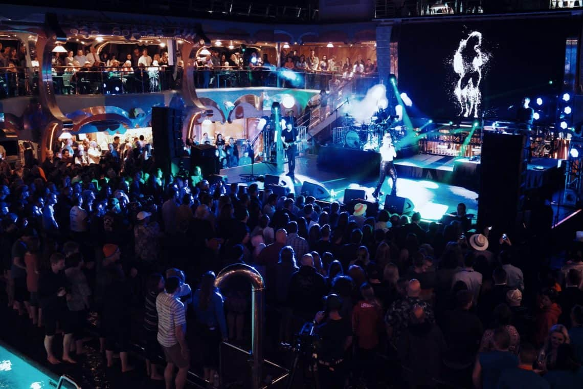 Carly Rae Jepsen Carnival Cruise