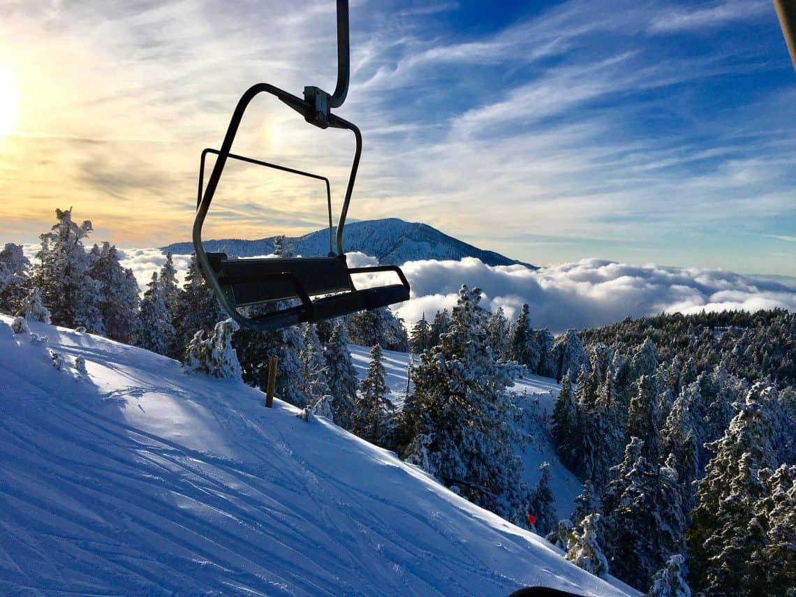 mountain high ski resort