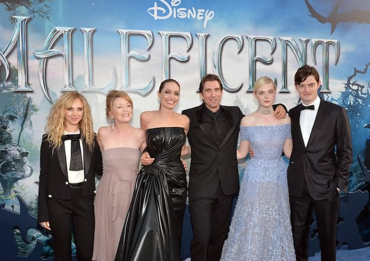 "The World Premiere Of Disney's ""Maleficent"""