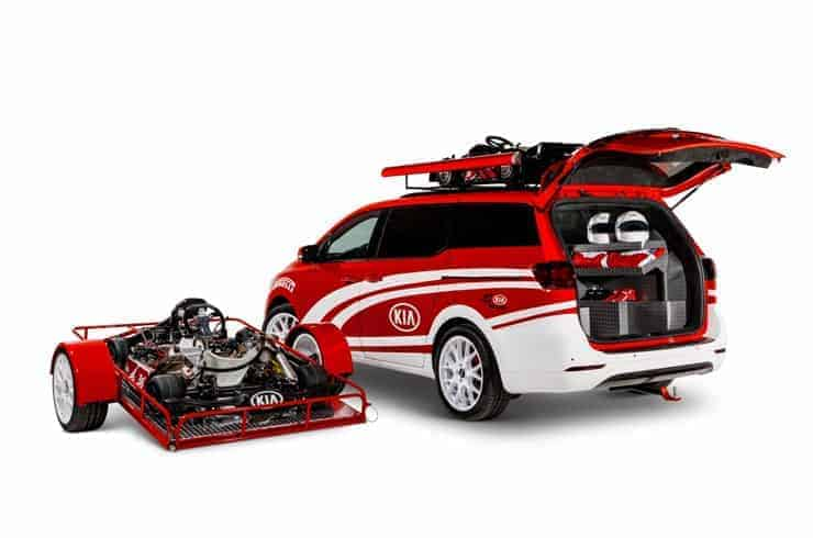 2014 SEMA -- Ultimate Karting Sedona