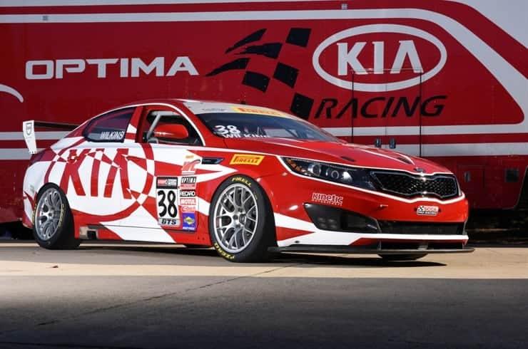 2015 Kia Racing