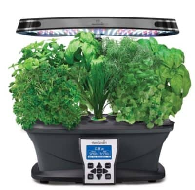 AeroGarden 400x391 - Holiday Gift Guide 2016: Gifts for Foodies