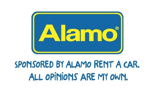 Alamo's Scenic Route blog disclaimer