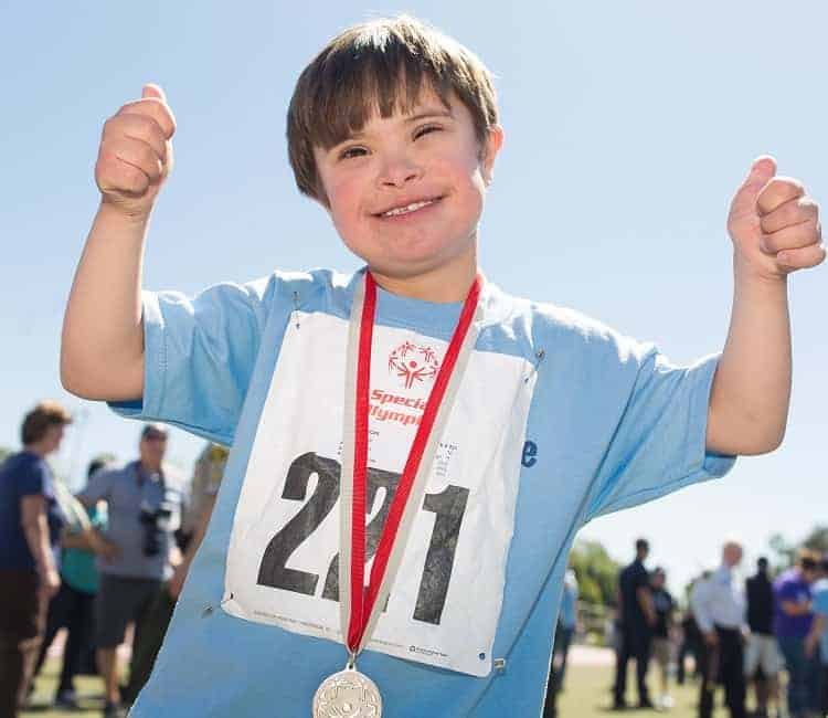 Athlete Photo 2 - Verizon FiOS SoCal Supports the 2015 Special Olympics World Games in Los Angeles