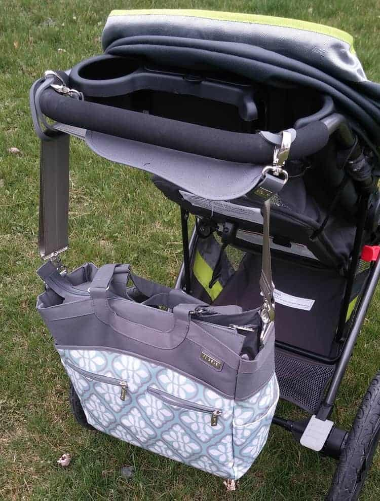 Bag w stroller 1