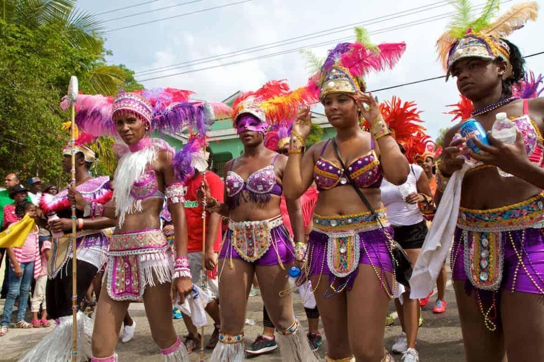 Bahamas Junkanoo Carnival