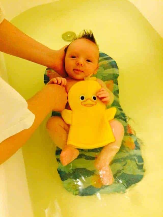 Bath Time 9.28.14