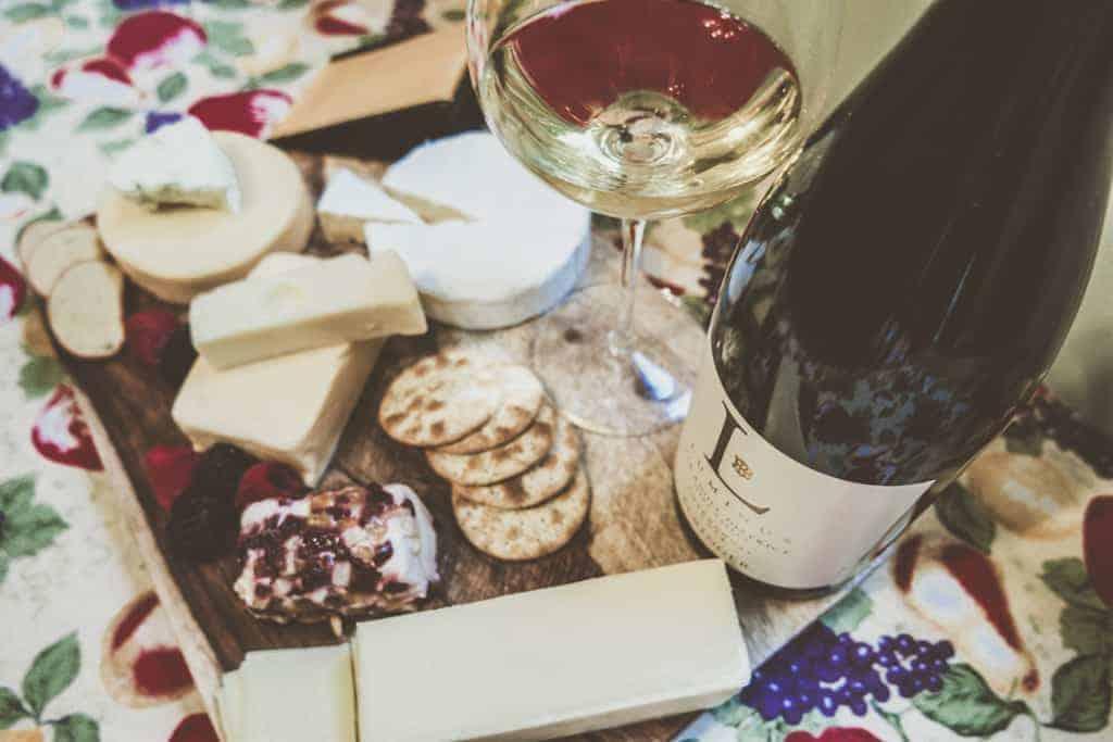 Beringer wine and cheese pairings