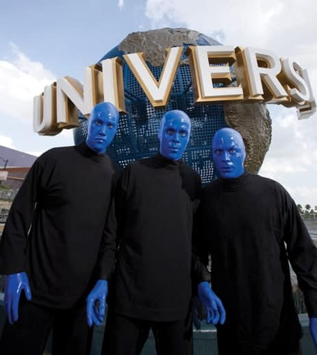 Blue Man Group 3