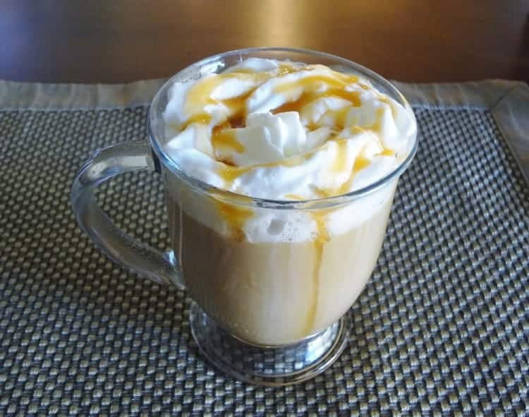 Caramel Vanilla Coffee
