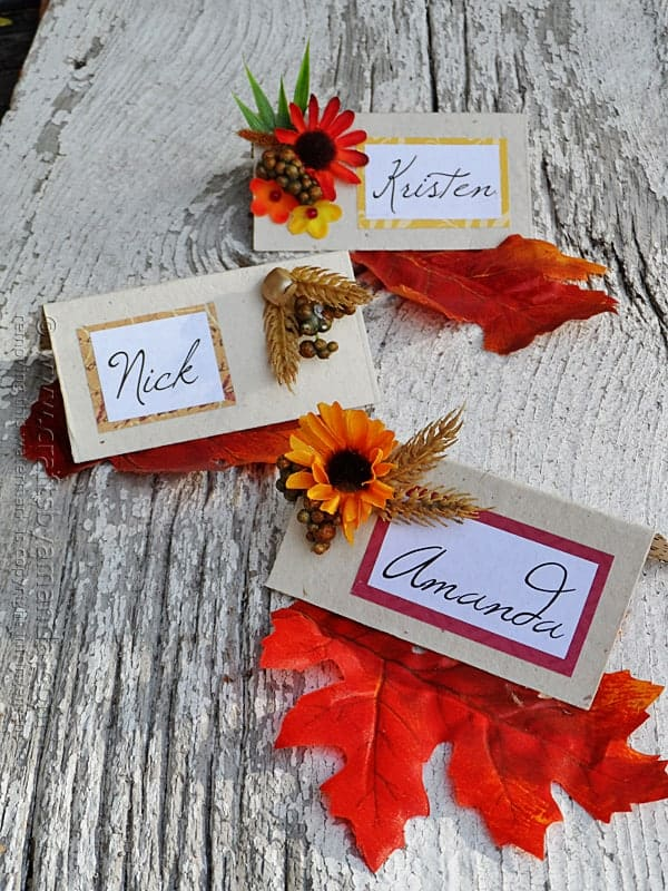 DIY Thanksgiving Projects For Home and Table 9