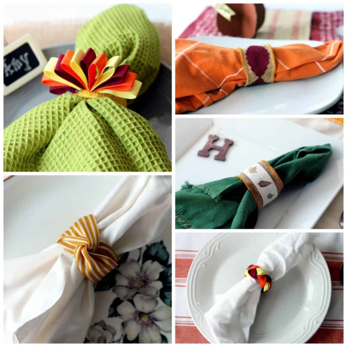 DIY Thanksgiving Projects for Home and Table