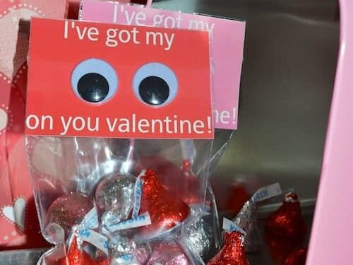 DIY Valentine Day Gift