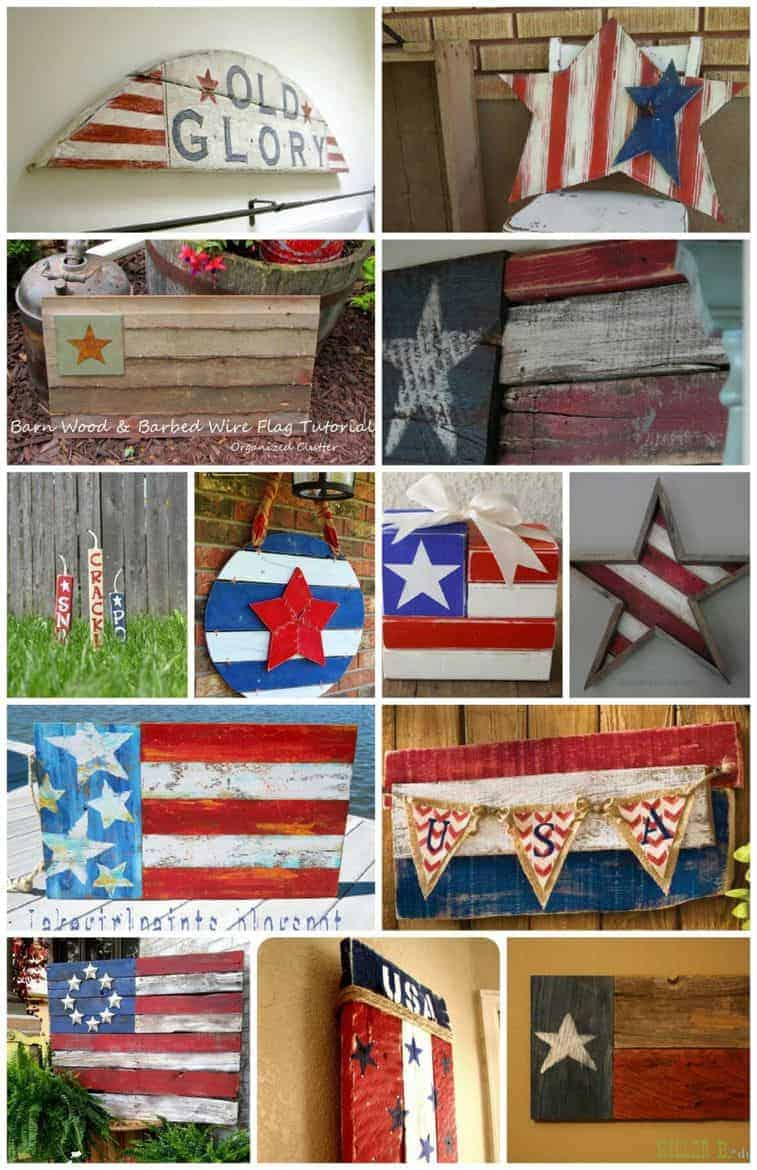 DIY flag projects