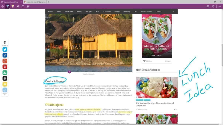 Edit Web Page