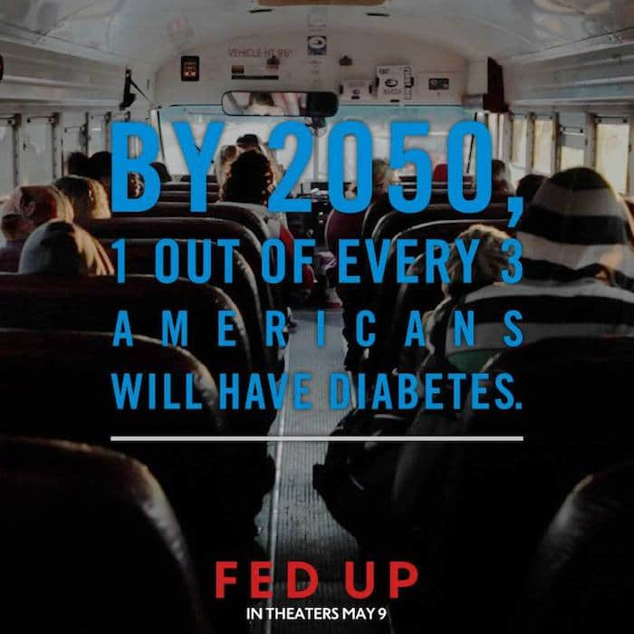 Obesity Rebel Challenge Pledge: FED UP Documentary: An Eye Opening Experience On The
