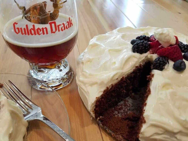Beer cake recipe