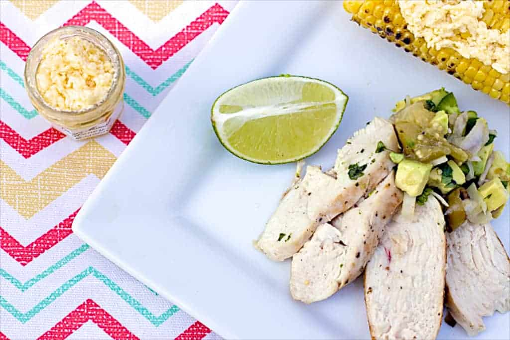 Garlic Lime Chicken Recipe
