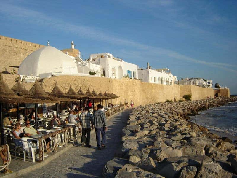 Hammamet Medina - The Tastes, Sights and Sounds of Tunisia