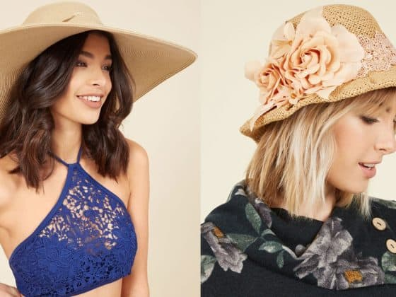 Hats 560x420 - Our Top Picks for Summer Fashion Must Haves