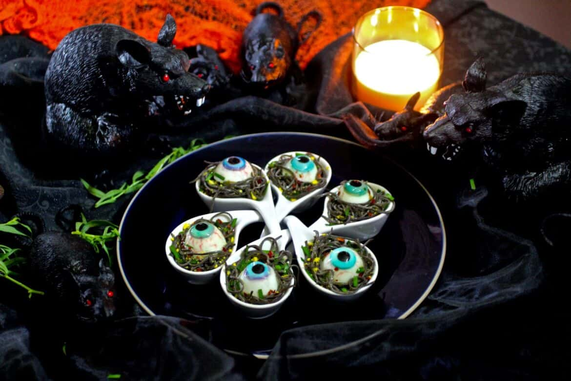 halloween deviled eyes recipe