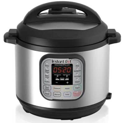 Instant Pot 400x398 - Holiday Gift Guide 2016: Gifts for Foodies
