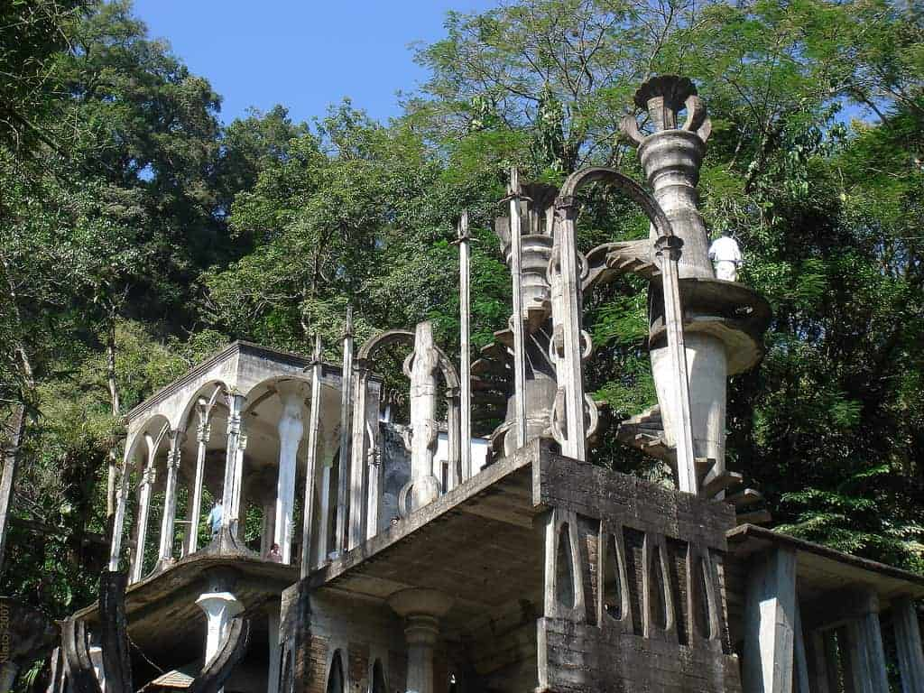 Las Pozas - Must-See Bizarre Places Around the World