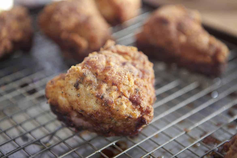 Mid western fried chicken