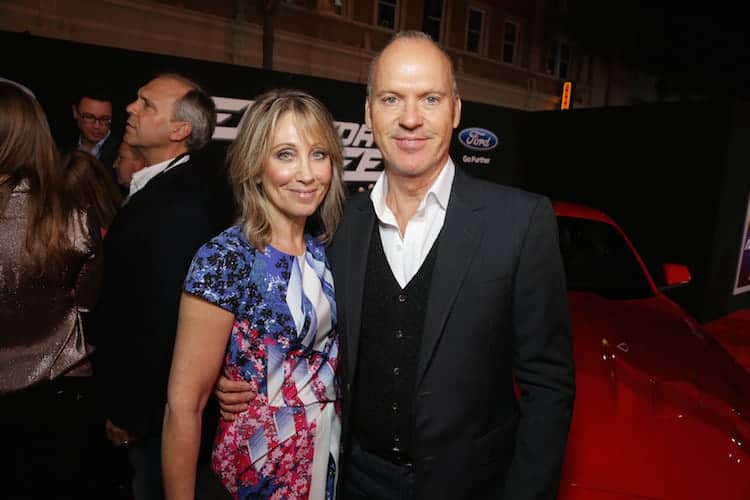 Stacey Snider, Michael Keaton