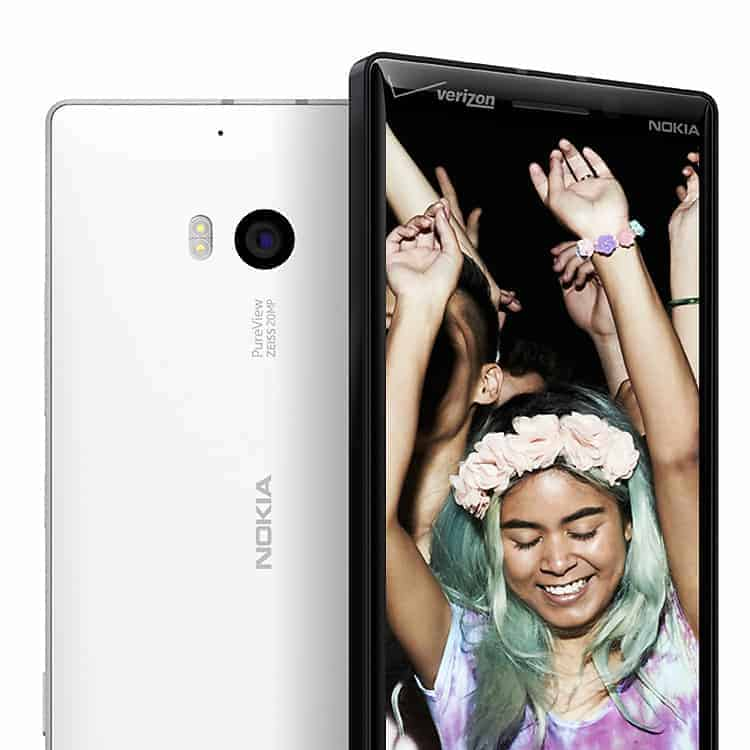 Nokia Lumia Icon 3