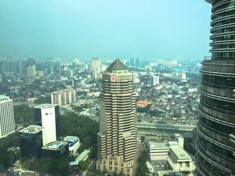 Petronas Towers6 - An Interesting History of The Petronas Twin Towers in Kuala Lumpur