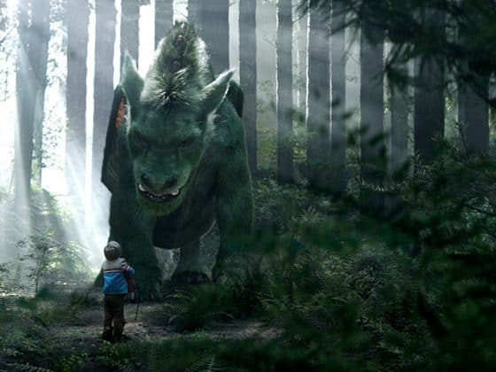 Pets Dragon 560x420 - Fun Facts From Pete's Dragon
