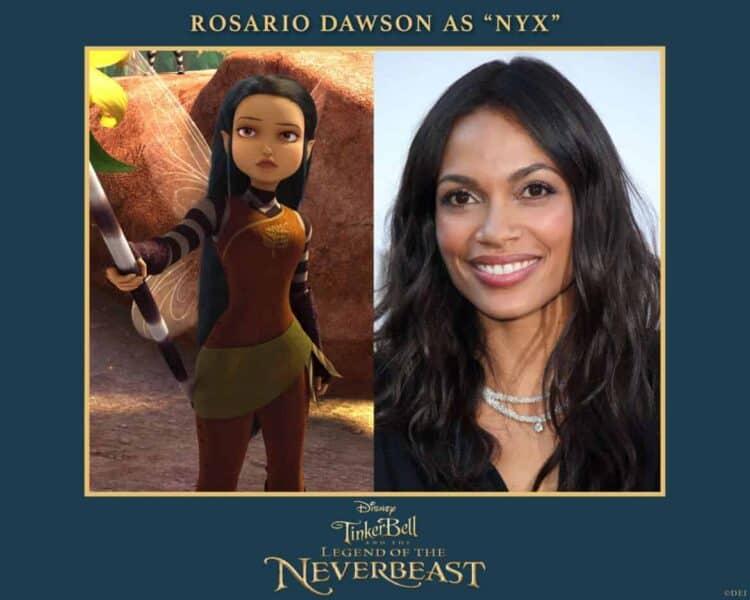 Rosario as Nyx