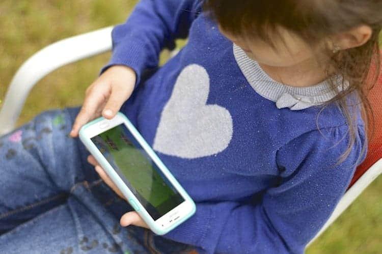 Samsung Galaxy Kids Mode