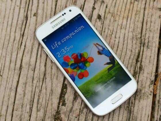 Samsung Galaxy S4 Mini Review  560x420 - Samsung Galaxy S4 Mini: Bigger Isn't Always Better