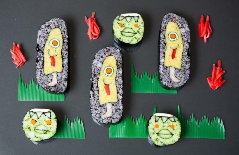 Sushi Art Yokai